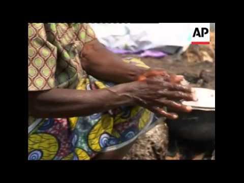 Insurgents retake eastern Congo town