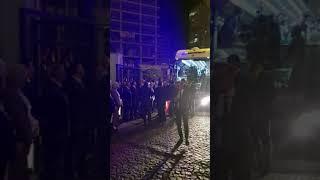 Sadullah Alagöz başbakan binali yıldırım ak parti genel merkez karşılama