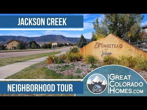 Jackson Creek in Monument Colorado | Neighborhood Tour