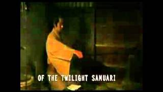 Скрытый клинок / Kakushi-ken: oni no tsume / The Hidden Blade (2004) trailer