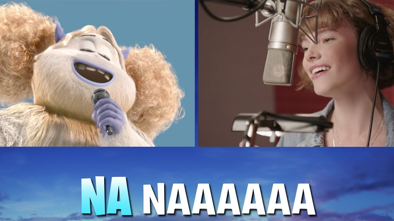 """SMALLFOOT - """"Moment of Truth"""" performed by CYN"""