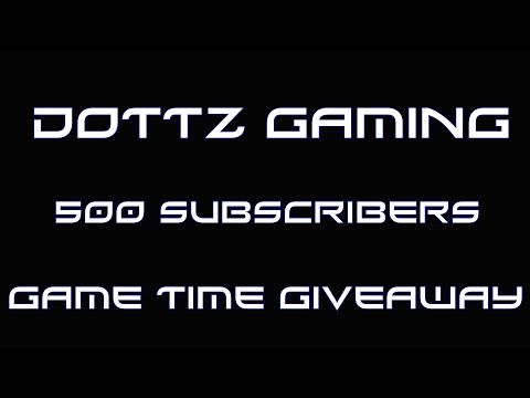 Dottz Gaming - WoW Game Time GIVEAWAY - 500+ Subscribers [CLOSED]