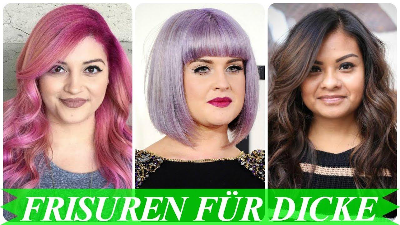 Schöne Frisuren Für Mollige Frauen YouTube