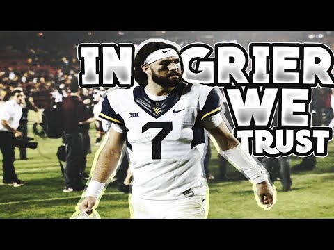 WVU Football 2017 - Will Grier vs Virginia Tech.