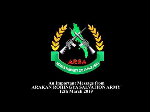 ARSA's Request to rohingya refugees to refrain from criminal Activities in Bangladesh