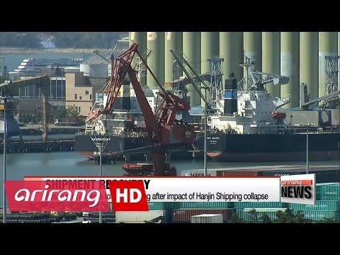 Harbor volume at Korean ports rises 3.8% y/y