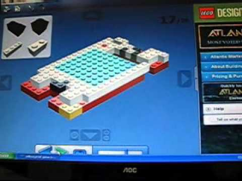 Como Hacer Un Video Juego De Lego Youtube
