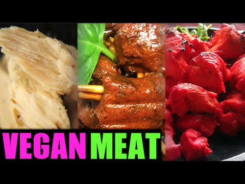 TOP 5 BEST VEGAN MEAT REPLACEMENTS