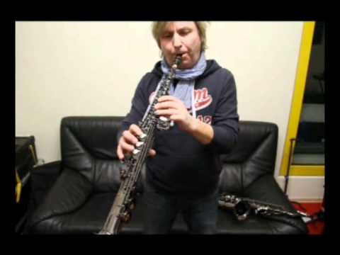 Review on Antigua Winds Power Bell Saxophone SS4290BN with Nox Hirt