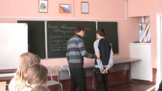 видео Классный час (9 класс) на тему:  Встреча с ветераном войны и труда