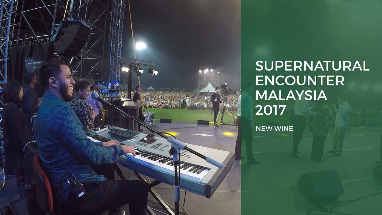 Supernatural Encounter Malaysia 2017 - New Wine & Apostle ...  Guillermo