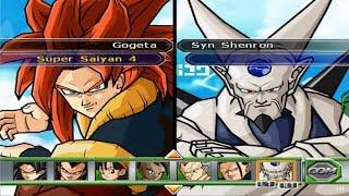 Dragon Ball Z: Budokai Tenkaichi 2 All Characters (HD) [PS2]