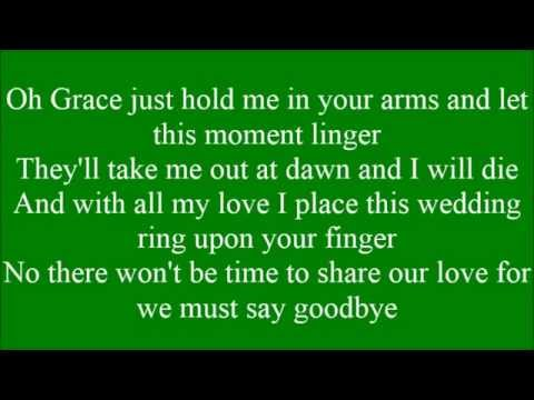 Grace with lyrics /wolfe tones