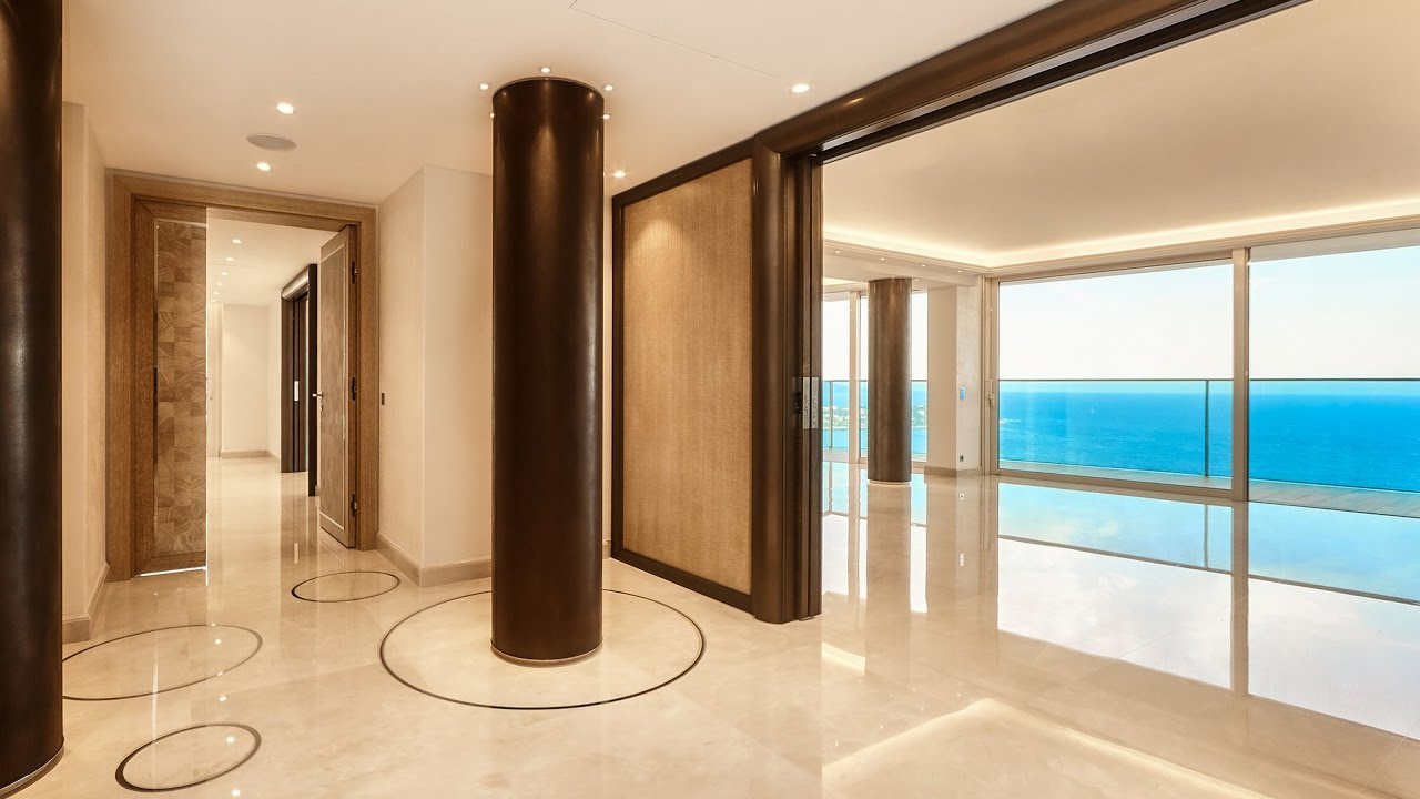 Luxury apartments for sale and for rent in Monte Carlo