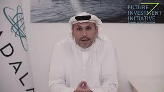 H.E. Khaldoon Al Mubarak, MD and Group CEO, Mubadala Investment Company - FII 4th Edition