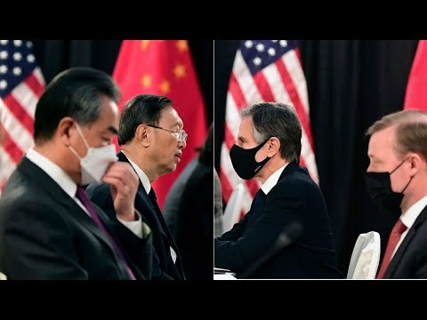 U.S., China End Contentious Meeting With Little to Show