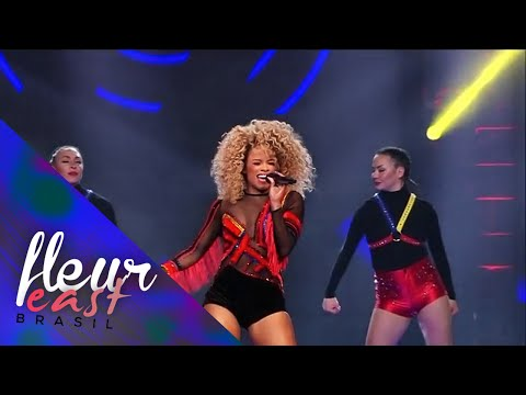 Fleur East - Sax (Live on The Voice of Holland)