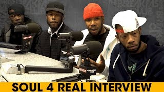 Soul 4 Real Tell Their Story Of Early Success And Industry Fallout, New Endeavors + More