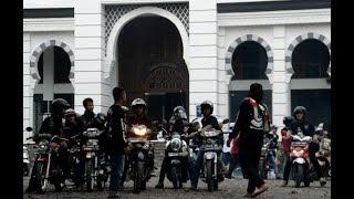 Begini Jadinya kalau Bikers INSYAF di Masjid. Jadi Bikers Subuhan