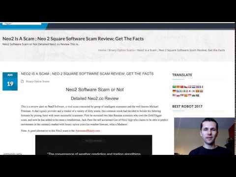 Is Neo2 Software A Scam ? Neo 2 Square APP Review & Results