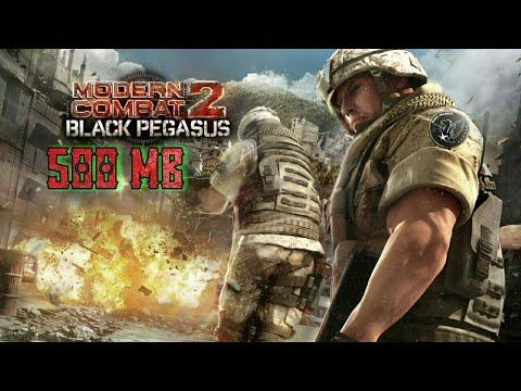 Modern Combat 2: Black Pegasus (apk+obb) | 500 MB