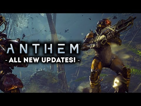 Bioware's ANTHEM - The Big Gameplay Reveal is Coming SOON! New Updates! Trailer News! PVP?