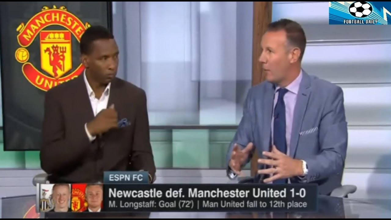 [FULL] ESPN FC | Newcastle def. Manchester United 1-0, Wolves def. Man City 2-0 Post Match Analysis