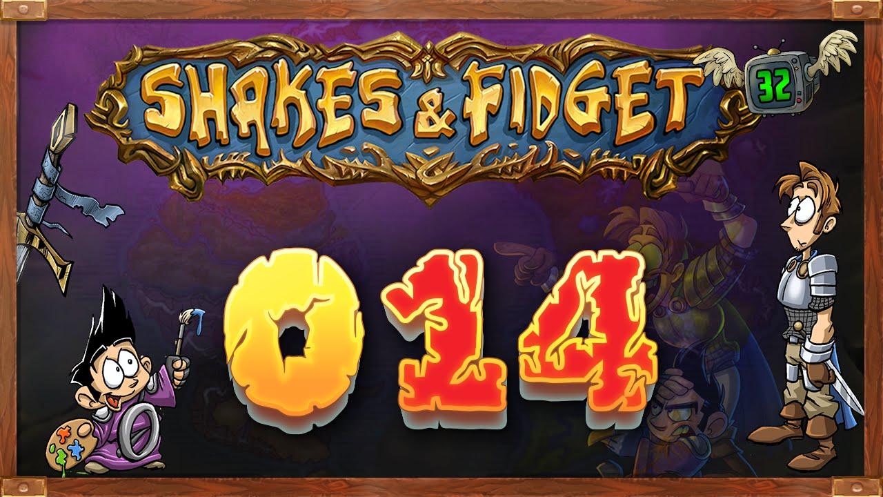 Shakes & Fidget S32