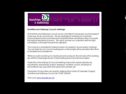 Audio of Planning Applications Committee - 22 October 2014