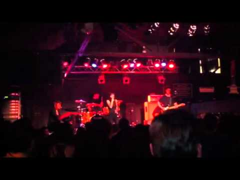 The Jezabels Performing Long Highway at Brighton Music Hall