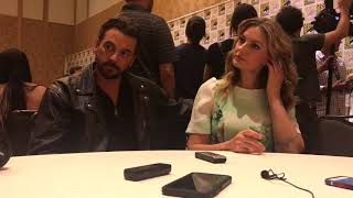SDCC Interview: Skeet and Mädchen surprised by the Falice love