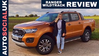 The 2020 Ford Ranger Wildtrack - A females point of view