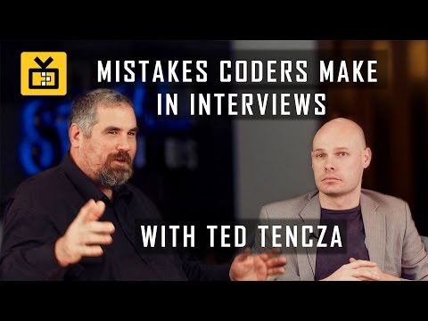 3 Mistakes Coders Make In Interviews