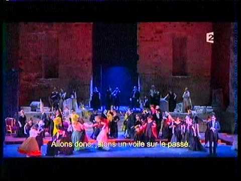 Verdi - La Traviata - Choeur des bohémiennes et des matadors.
