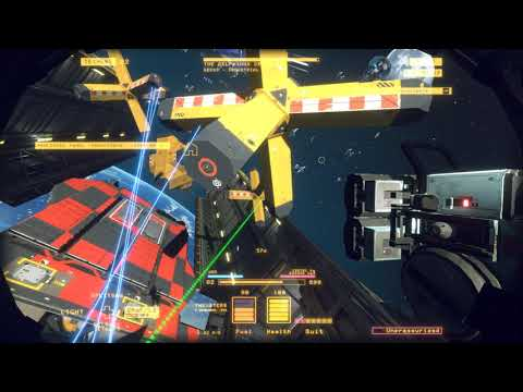 Hardspace: Shipbreaker - Quick Reactor extraction video |