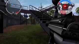 Splat Magazine Renegade Paintball - CTF (11/12/16) - Multiplayer gameplay