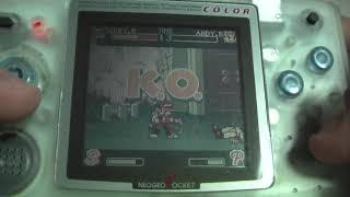 Fatal Fury: First Contact (Garou Densetsu: First Contact) - SNK Neo Geo Pocket Color - VGDB