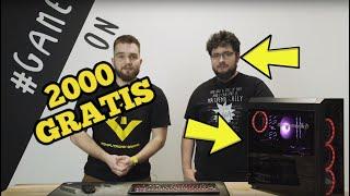 JAK ZAOSZCZĘDZIĆ 2 TYSIĄCE NA KOMPUTERZE - TEST PC ZA 10 000 ZŁ