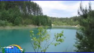 Голубые озёра краснолиманщины  г  Лиман  Донбасс  Украина(, 2016-08-03T19:17:30.000Z)