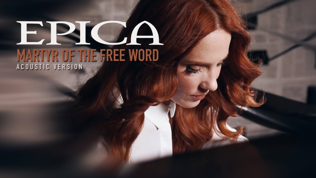 epica martyr of the free word