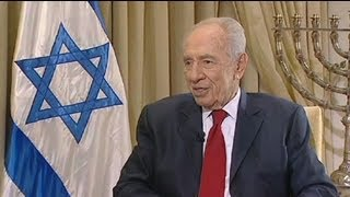 Israel 39 s Peres reacts to Turkish PM 39 s 39 zionism 39 remarks euronews exclusive