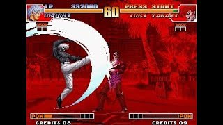 [TAS] KOF 97 Ultra Remix - Dark Orochi SinglePlayer