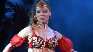 София Джалилова в мюзикле