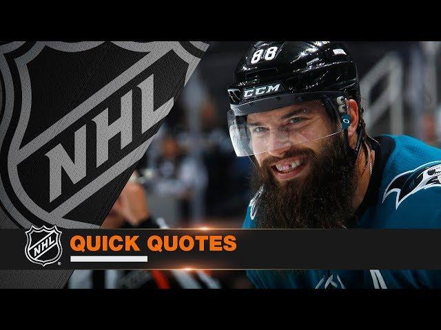 Quick Quotes: Burnsie, Boyle, Boucher and Karlsson