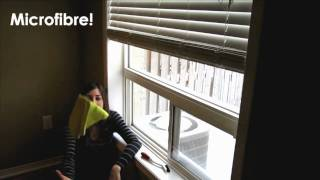 How-to Clean Window Sills (Easy Household Cleaning Ideas That Save Time & Money) Clean My Space