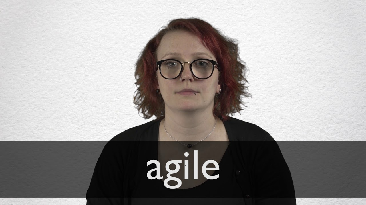 Agile definition and meaning | Collins English Dictionary