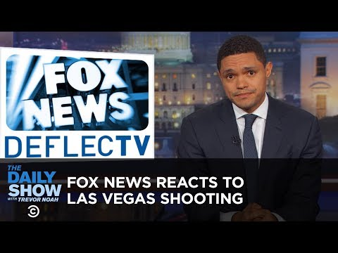 Thumbnail: Fox News Has a Hard Time Processing the Las Vegas Shooting: The Daily Show