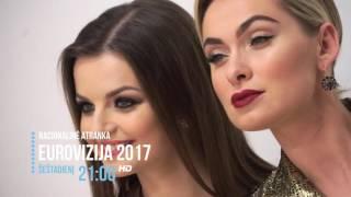 Eurovizija 2017 | Pirmasis atrankos etapas