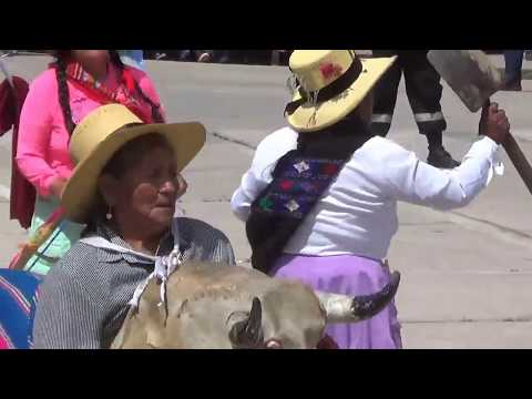 CONCURSO DE CURCUCHAS HUAROCHIRI LIMA 2019 1P