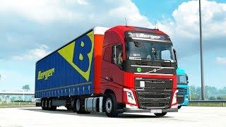 ETS2 1.32 Volvo FH Bologna -  Bari